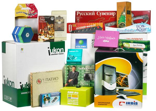 Упаковка для продажи товаров