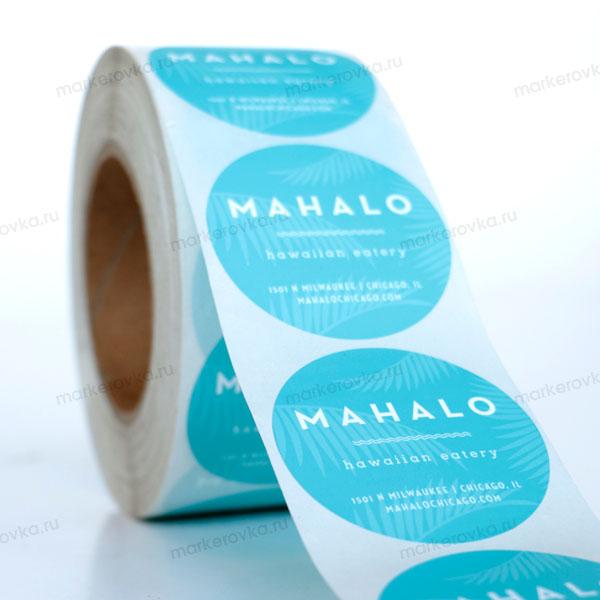 Флексопечать на всех видах рулонной упаковки