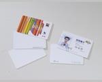 Пластиковые карты. Возможность наносить логотип, полноцветную печать и персонализацию. Применение: СКУД, платежные системы и программы лояльности, социальные и транспортные карты